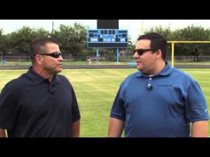 Coaches Countdown: Daniel interviews Richard Sanchez