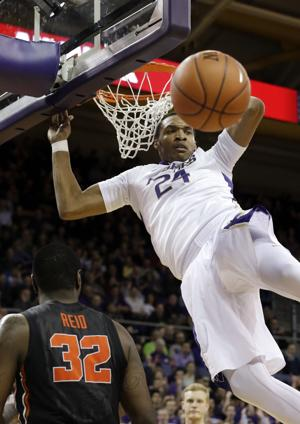 Pac-12 Basketball: Washington dismisses Upshaw