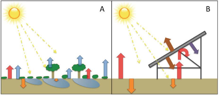 Solar Panels Heat Up Tucson Test Site Local News