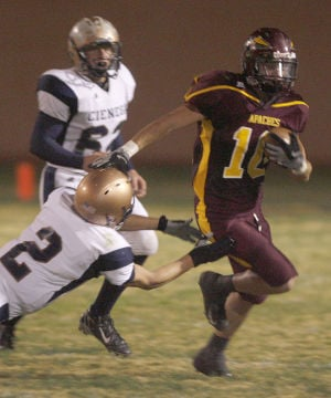 Photos: Nogales High School's top 10 football players