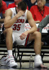 Arizona basketball: Zeus out a month with foot injury