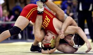 High school wrestling Sectionals: Amphi puts 8 in semifinals