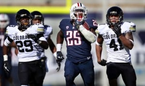 Arizona Wildcats football: Carey's record-setting day paces UA in blowout win