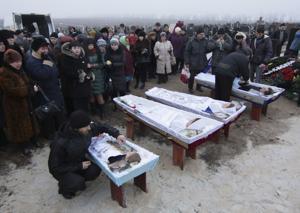 Ucrania: Rebeldes aseguran estar cerca de victoria crucial