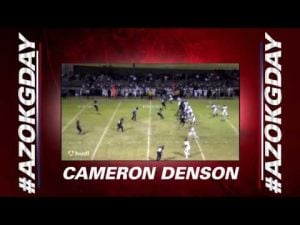 Videos: UA's newest football players