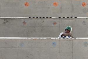 Gasto en construcción sube 1,8% en julio