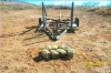 Smugglers fly pot over border with catapult