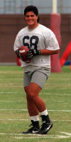 Arizona football 'Huge honor' for Bruschi