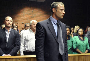 Pistorius weeps at bail hearing