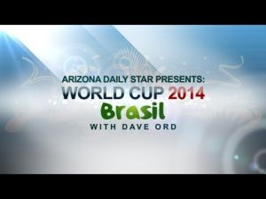 Dave Ord's World Cup: Dave in Brazil