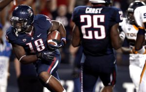 Arizona football: Bursting on the scene