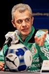 México va por triunfo a Costa Rica, dice Aguirre