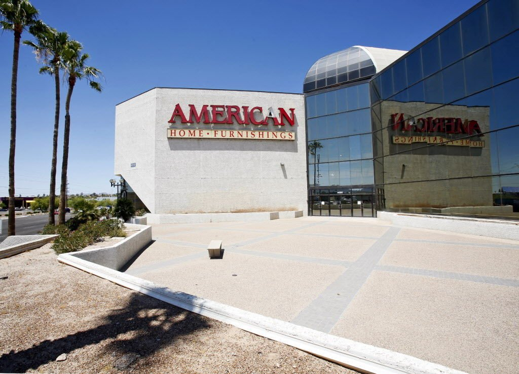 Vacant American Home Furnishings Building Gets Tenant Tucson Business