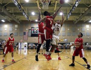 Photos: Tucson vs. Salpointe basketball