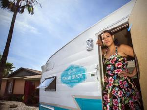 Local store on wheels hits the streets