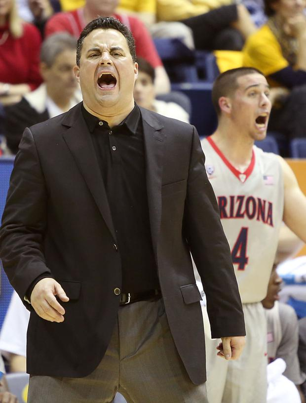 UA basketball: Miller indicates Pac-12 officiating inconsistent