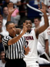 UCLA at Arizona college basketball