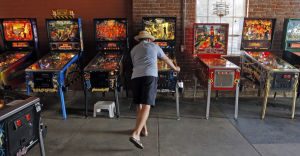 Pinball arcade opens in Tucson