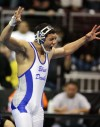 Division I State Wrestling Championships DeBerry, Devils triumph again
