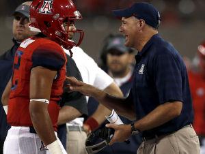 Arizona football: Solomon's experience keeping RichRod quiet