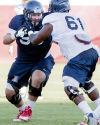 Arizona football: Offensive line spots up for grabs