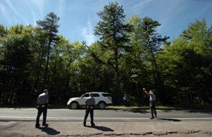 Buscan a agresor de policías en Pennsylvania