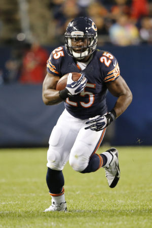 Photos: Ex-Cat Ka'Deem Carey in NFL preseason