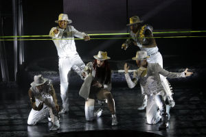 Photos: Cirque du Soleil to open 2nd Michael Jackson show in Vegas