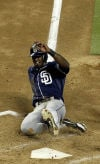 Tucson Padres Maybin's knee woes put rehab on hold