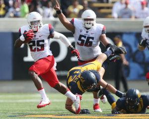 UA's Ka'Dream Express makes next stop: NFL