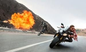 "Palomeando: ""La quinta misión de Cruise"" (Mission: Impossible- Rogue Nation)"