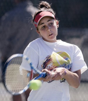 High school state tennis: Bermudez wins first title while brother falls in final