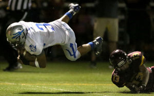 Sunnyside tops Salpointe; Sabino, Flowing Wells stay undefeated; 15 other final scores, stats