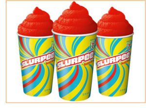 Free slurpees for 7-Eleven day
