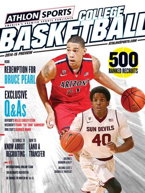Athlon Sports ranks Wildcats No. 3