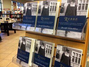 Book talk honors Jewish leader