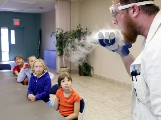 Mad Science camp is rad summer fun