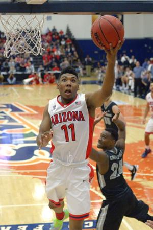 Arizona basketball: Miller staying patient with Trier
