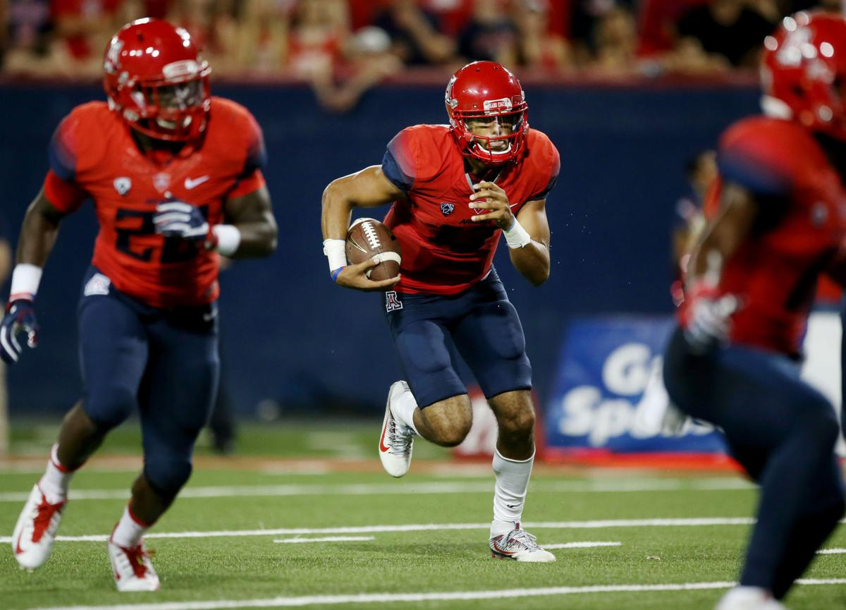 What to watch for when the Arizona Wildcats take on Hawaii ...