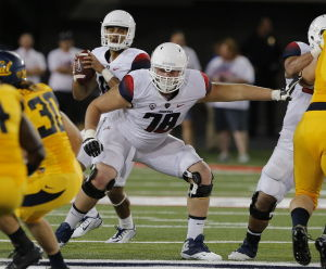 Arizona football: Rodriguez 'excited' about guard Alsadek