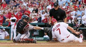D-backs: MLB-best Cardinals rough up Bradley