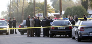 Tucson police kill man suspected in slew of robberies