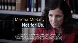"Ad Watch: House Majority PAC releases ""Don't believe"""