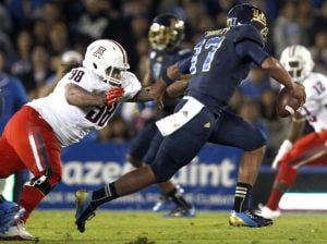 Arizona football: Odd duo aids 'odd stack' defense