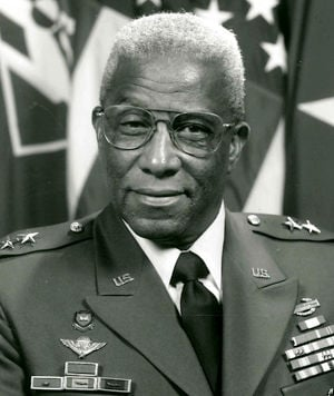 "Major General Ernest ""Ernie"" James Harrell, US Army ..."