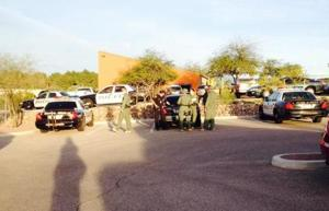 Tucson police find body after disturbance at business