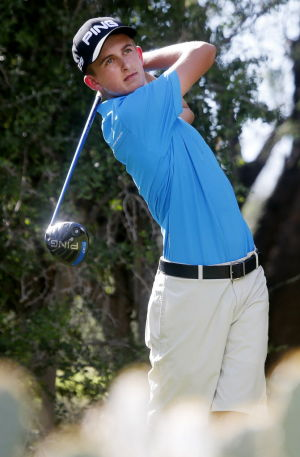 High school golf: Foothills' Cohen playing with confidence
