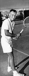 Tennis legend coached Wildcats, Sun Devils