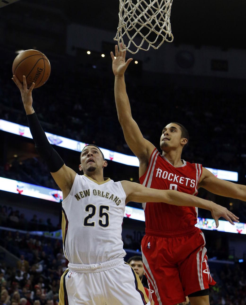 Houston Rockets Vs Denver Nuggets: Photos: Nick Johnson In The NBA