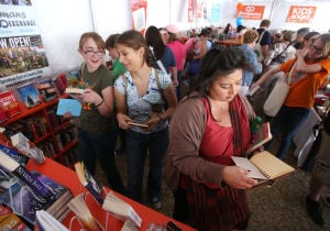 Photos: Tucson Festival of Books